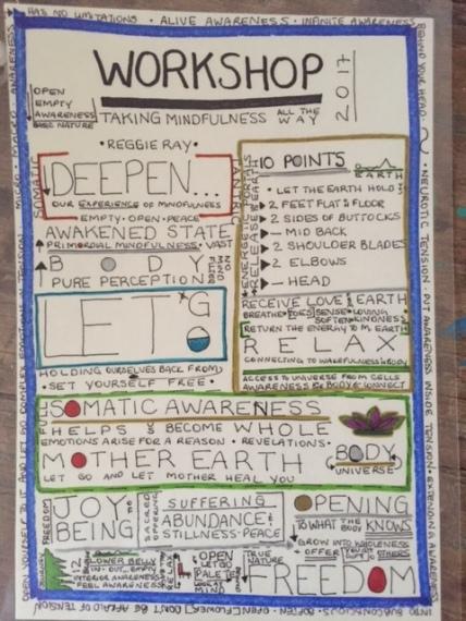 Workshop_Reggie Ray